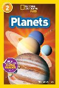Cover-Bild zu National Geographic Readers: Planets von Carney, Elizabeth