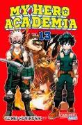 Cover-Bild zu Horikoshi, Kohei: My Hero Academia 13