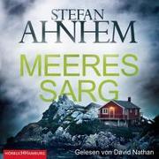 Cover-Bild zu Meeressarg (Ein Fabian-Risk-Krimi 6) von Ahnhem, Stefan