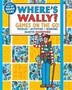 Cover-Bild zu Where's Wally? Games on the Go! Puzzles, Activities & Searches von Handford, Martin