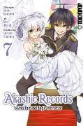 Cover-Bild zu Tsunemi, Aosa: Akashic Records of the Bastard Magic Instructor 07