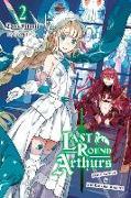 Cover-Bild zu Taro Hitsuji: Last Round Arthurs, Vol. 2 (light novel)