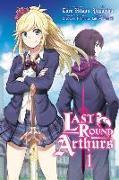 Cover-Bild zu Taro Hitsuji: Last Round Arthurs, Vol. 1 (manga)