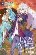 Cover-Bild zu Taro Hitsuji: Last Round Arthurs, Vol. 3 (light novel)