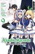 Cover-Bild zu Hitsuji, Taro: Akashic Records of the Bastard Magic Instructor 09