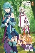 Cover-Bild zu Kiyotaka Haimura: Last Round Arthurs, Vol. 4 (light novel)