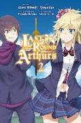 Cover-Bild zu Taro Hitsuji: Last Round Arthurs, Vol. 2 (manga)