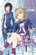 Cover-Bild zu Taro Hitsuji: Last Round Arthurs, Vol. 5 (light novel)