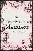 Cover-Bild zu The Five-Minute Marriage (eBook) von Aiken, Joan