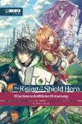 Cover-Bild zu Aneko, Yusagi: The Rising of the Shield Hero Light Novel 01