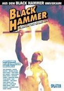 Cover-Bild zu Lemire, Jeff: Black Hammer: Straßen von Spiral City