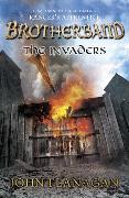 Cover-Bild zu Flanagan, John: The Invaders (Brotherband Book 2)