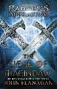 Cover-Bild zu Flanagan, John: The Siege of Macindaw