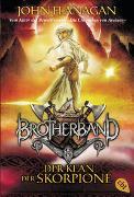 Cover-Bild zu Flanagan, John: Brotherband - Der Klan der Skorpione