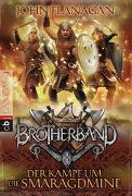 Cover-Bild zu Flanagan, John: Brotherband - Der Kampf um die Smaragdmine