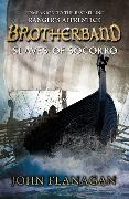 Cover-Bild zu Flanagan, John: Slaves of Socorro (Brotherband Book 4)