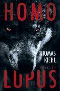 Cover-Bild zu Homo Lupus von Kiehl, Thomas