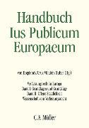 Cover-Bild zu Handbuch Ius Publicum Europaeum (eBook) von Tomkins, Adam