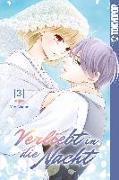 Cover-Bild zu Nanao, Mio: Verliebt in die Nacht 03