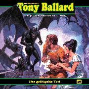 Cover-Bild zu Tony Ballard, Folge 38: Der geflügelte Tod (Audio Download) von Birker, Thomas