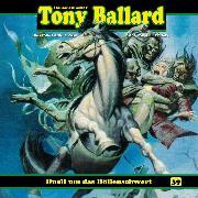 Cover-Bild zu Tony Ballard, Folge 39: Duell um das Höllenschwert (Audio Download) von Birker, Thomas
