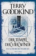 Cover-Bild zu Der Tempel der vier Winde - Das Schwert der Wahrheit von Goodkind, Terry