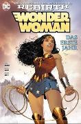 Cover-Bild zu Rucka, Greg: Wonder Woman: Das erste Jahr