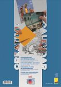 Cover-Bild zu Kreativkalender weiss