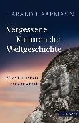 Cover-Bild zu eBook Vergessene Kulturen der Weltgeschichte