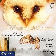 Cover-Bild zu Die Legende der Wächter 13: Das Nebelschloss (Audio Download) von Lasky, Kathryn