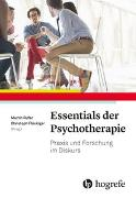 Cover-Bild zu Essentials der Psychotherapie