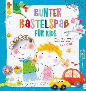 Cover-Bild zu Bunter Bastelspaß für Kids (eBook) von Pedevilla, Pia