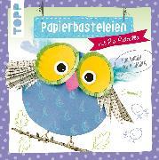 Cover-Bild zu Papierbasteleien (eBook) von Pedevilla, Pia