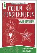 Cover-Bild zu Fensterfolien-Set - Folien-Fensterbilder mit dem Kreidemarker - Weihnachten von frechverlag