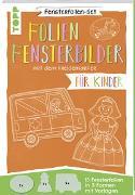 Cover-Bild zu Fensterfolien-Set - Folien-Fensterbilder mit dem Kreidemarker - Für Kinder von frechverlag