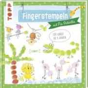 Cover-Bild zu Fingerstempeln von Pedevilla, Pia