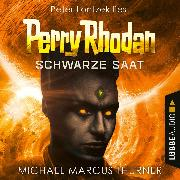 Cover-Bild zu Schwarze Saat, Dunkelwelten - Perry Rhodan 1 (Ungekürzt) (Audio Download) von Thurner, Michael Marcus