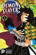 Cover-Bild zu Gotouge, Koyoharu: Demon Slayer 5
