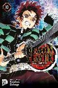 Cover-Bild zu Gotouge, Koyoharu: Demon Slayer 10