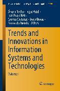 Cover-Bild zu Trends and Innovations in Information Systems and Technologies (eBook) von Rocha, Álvaro (Hrsg.)