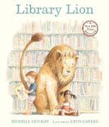 Cover-Bild zu Library Lion von Knudsen, Michelle