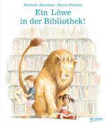 Cover-Bild zu Ein Löwe in der Bibliothek! von Knudsen, Michelle