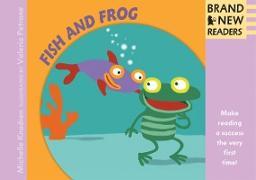 Cover-Bild zu Fish and Frog Big Book von Knudsen, Michelle