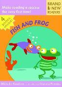 Cover-Bild zu Fish and Frog von Knudsen, Michelle