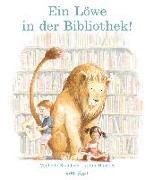 Cover-Bild zu Ein Löwe in der Bibliothek von Knudsen, Michelle
