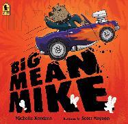 Cover-Bild zu Big Mean Mike von Knudsen, Michelle