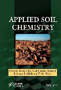 Cover-Bild zu Applied Soil Chemistry (eBook) von Inamuddin (Hrsg.)