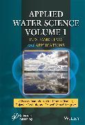 Cover-Bild zu Applied Water Science (eBook) von Inamuddin (Hrsg.)