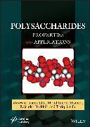 Cover-Bild zu Polysaccharides (eBook) von Inamuddin (Hrsg.)