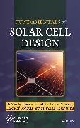 Cover-Bild zu Fundamentals of Solar Cell Design (eBook) von Boddula, Rajender